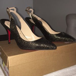 Christian LouBoutins pumps